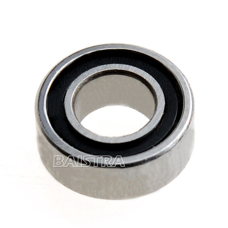 50PCS Dental Ceramic Ball Bearings SR144TC Fits For NSK High Speed Handpiece