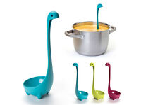Loch Ness Soup Spoon Ladle Kitchen Nessie Monster Dinosaur Kitchen Soup Best for Kitchen Must see!