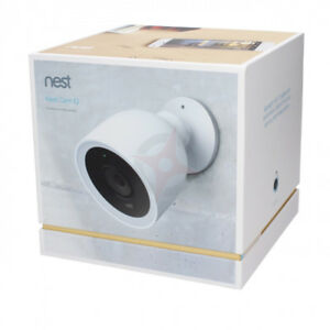 Nest Cam Brand New IQ Wi-Fi Outdoor- out of box!!