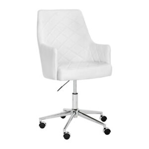 White Office Chair - NEW