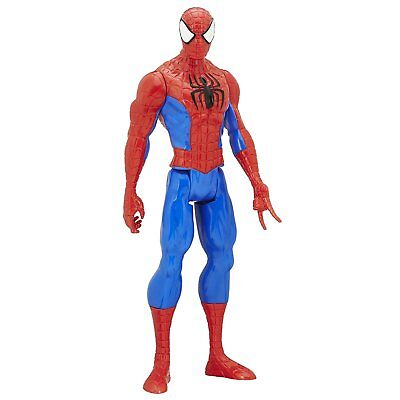 Marvel Spider-Man Action Figure Titan Super Hero Series Kids Toy Gift