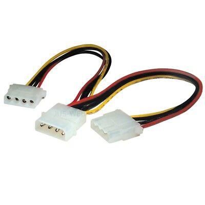 PC Cable Eléctrico Cable Y Distribuidor Adaptador Interno 5,25