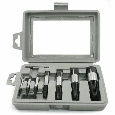 broken head screw extractor 8 piece set
