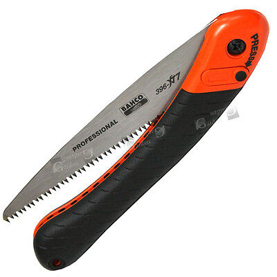 A BAHCO folding pruning saw 396HP
