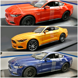 1/18 Diecast Ford Mustang 5.0 L