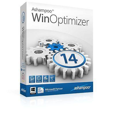 Ashampoo WinOptimizer 14 dt.Vollversion ESD Download