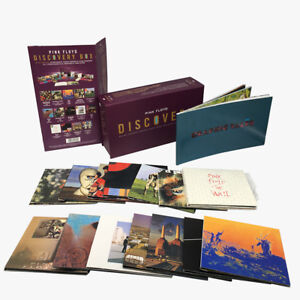 Pink Floyd Discovery 14 Albums 16 CD Box Set Collection Limited Edition