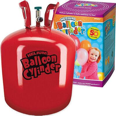 Helium Ballongas 420 Liter f. Luftballons 99,97% Reinheit Ballons Heliumflasche