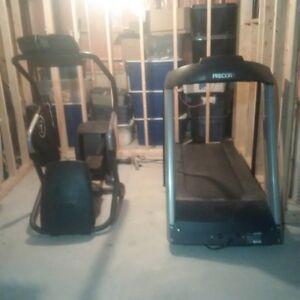 Fitness Center Quality – PRECOR Treadmill & Elliptical Machines