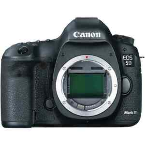 Wanted! Canon EOS 5D (Mark I,II,III)