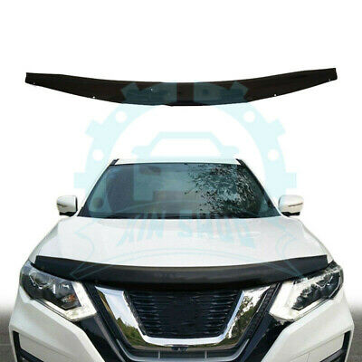 Front Bumper Hood Guard Protector Fit For Nissan X-Trail 2014-2018