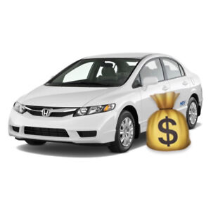 BUYING A FEW HONDA CIVIC/ACCORDS 2008-2012 *NO LOWBALL OFFERS*