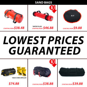 Equipment Bag Sand Bags Cross Training Boxing Mma Strength