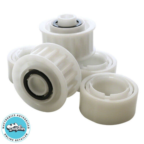 Maytronics Dolphin Guide Wheels with 2 Pulley Gears - Pack of 4 - 3884997-R6