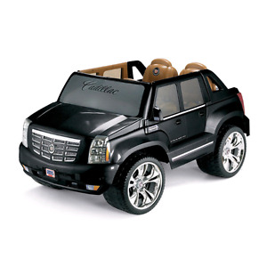 Kids 12 volt two-seater Cadillac