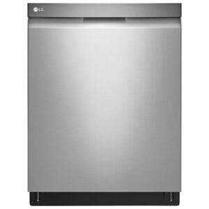 "LG 24"" 44dB Built-In Dishwasher with Stainless Steel"