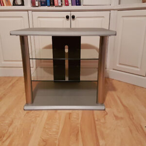 TV Stand: 3 Tier. Excellent Condition. Price Negotiable!