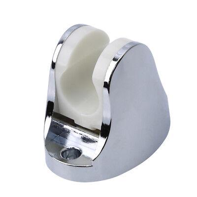 Shower Bracket Fixed Seat Shower Base Adjustable 1PC Handset Shower Head -