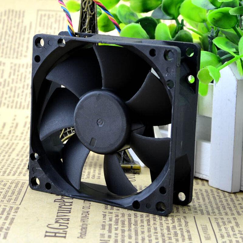 AVC-DL08025R12U-CPU-Cooling-Fan-PWM-12V-0-50A-4Pin-Cooler-Chassis-80x80x25mm thumbnail 4