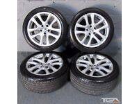 """17"""" VW Scirocco Alloy Wheels will fit VW Scirocco and Passat CC"""