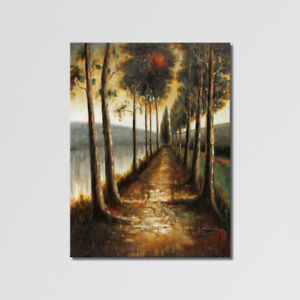 Find out Our 100% Handmade Knife & Brush Oil Painting From PAPIY