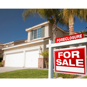 EDMONTON FORECLOSURES LIST SENT TO YOU MONTHLY