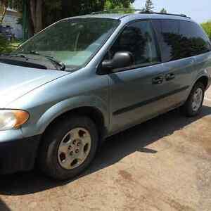 2003 Dodge Caravan SE Fourgonnette, fourgon