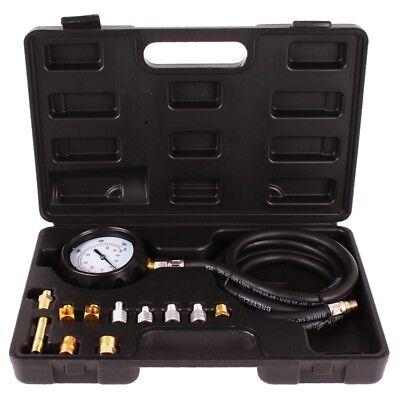 Öldruckmesser Öldrucktester Auto Motor Öldruck messen prüfen Kfz Werkzeug Set online kaufen