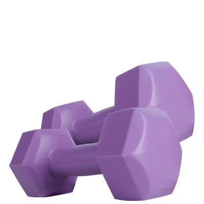 ScSPORTS® 2er Set Kurzhanteln 2 x 1 kg Hantelset Aerobic Fitness Hanteln B-Ware