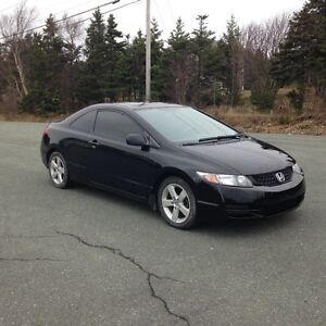 2010 Honda Civic LX Coupe (2 door)