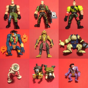 Small Soldiers: Movie Action Figure Lot from Hasbro / Kenner