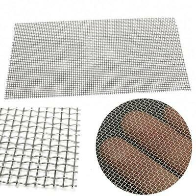 58203040 Mesh Woven Wire High Quality Stainless Steel Screening Filter Sheet