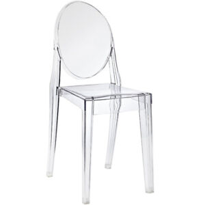 Ghost Chairs/Transparent/Plastic Chairs For Sale!