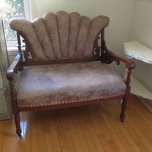 Chaise antique kijiji free classifieds in gatineau for Chaise berceuse