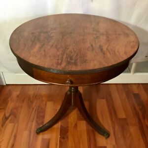Antique side table with drawer made in Kincardine