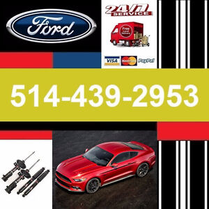 Ford Mustang ■ Shocks and Struts ► Amortisseurs