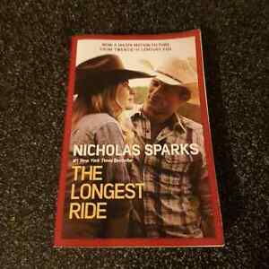 The longest ride book 2$