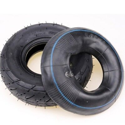3.00-4 (10''x3''260x85) Scooter Tire and Tube For Electric Kid Gas Scooter Wheel