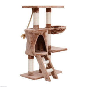 """Cat Tree Scratching Condo Furniture / 38""""Cat Activity Tree Tower"""