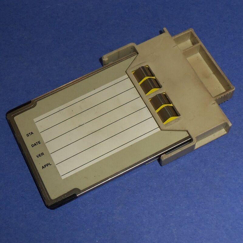 SCHNEIDER 128K16 RAM MEMORY CARD *PZB*