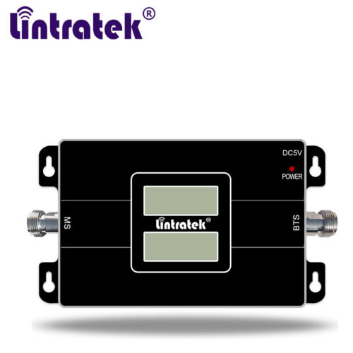 Lintratek 850 1900 MHz Cellular Signal Repeater for Cellphon