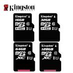 Kingston C10 Geheugenkaart 128 gb 64 gb 32 gb 16 gb U1 tot