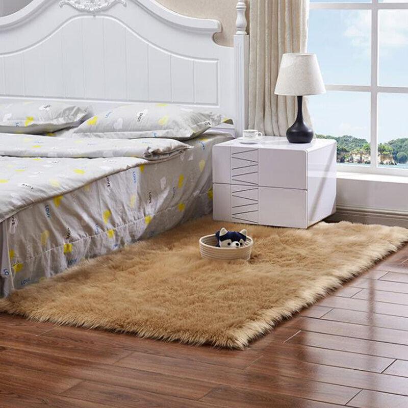 Fluffy Anti-Skid Floor Mat