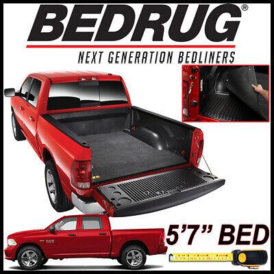 "BedRug Classic Bed Mat Liner fits 2009-2018 Dodge Ram 1500 FITS w/ 5'7"" BED"
