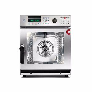 CLEVELAND CONVERTHERM COMBI OVEN - 4 THE PRICE OF A BURGER A DAY
