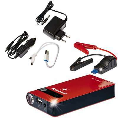 Einhell   Jump-Start  Power Bank CC-JS 8 Batterieladegerät