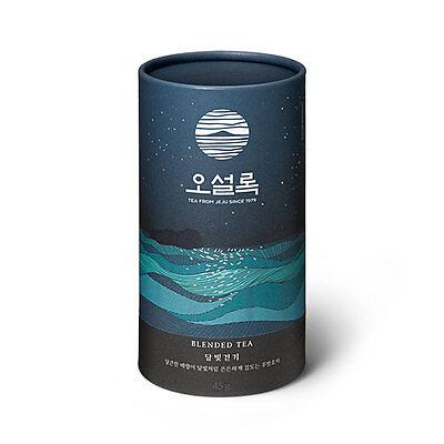 [OSULLOC] Moon Walk (Loose Leaf 45g)_Jeju Fermented Tea with Sweet Pear Flavor