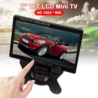 30A6 800*480 TFT LCD Screen 7inch Ultra Thin Car TV Monitor Audio Video Mini