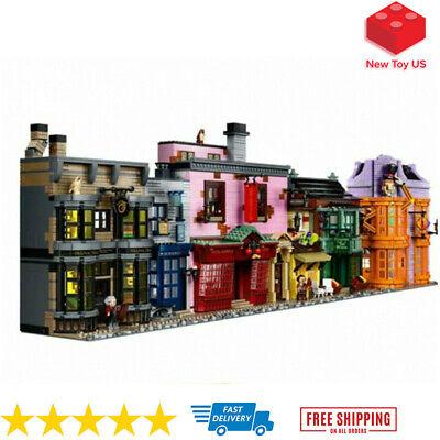 Harry Potter: Diagon Alley Building Blocks 5544pcs Bricks Toys
