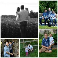 Dad and Me Photo Sessions